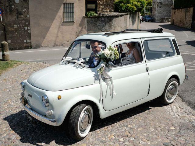 Il matrimonio di Diego e Francesca a Erbusco, Brescia 9
