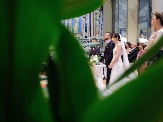 Il matrimonio di Diego e Francesca a Erbusco, Brescia 13