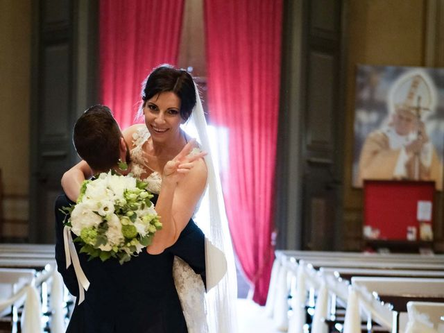 Il matrimonio di Diego e Francesca a Erbusco, Brescia 14
