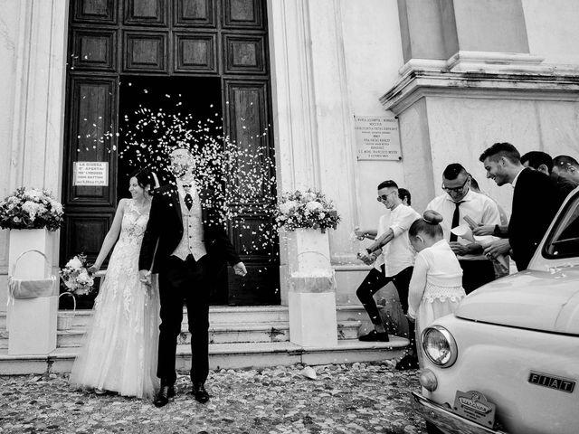 Il matrimonio di Diego e Francesca a Erbusco, Brescia 15
