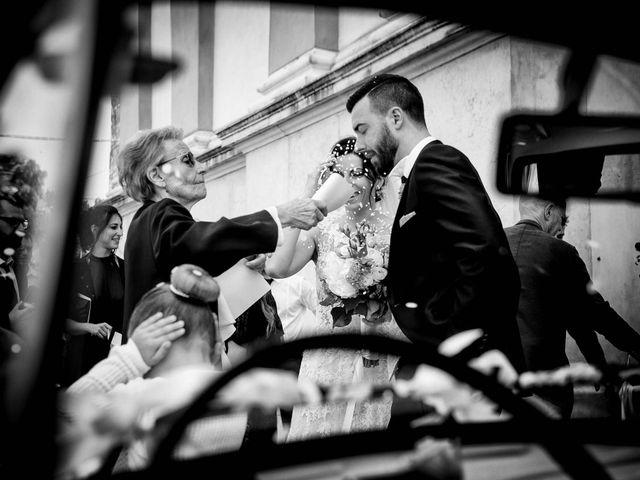 Il matrimonio di Diego e Francesca a Erbusco, Brescia 16