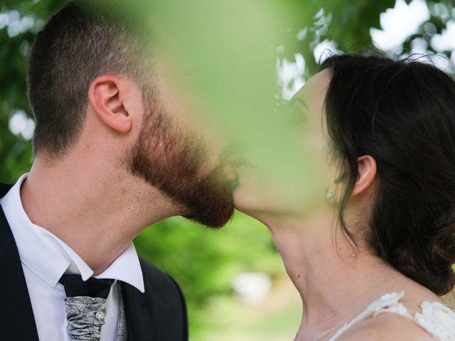 Il matrimonio di Diego e Francesca a Erbusco, Brescia 25