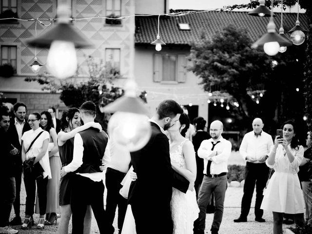 Il matrimonio di Diego e Francesca a Erbusco, Brescia 2