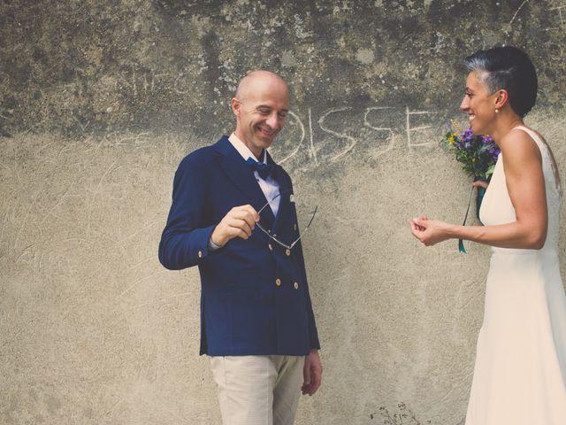 Il matrimonio di Massimo e Marina a Morimondo, Milano 5