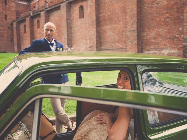 Il matrimonio di Massimo e Marina a Morimondo, Milano 10