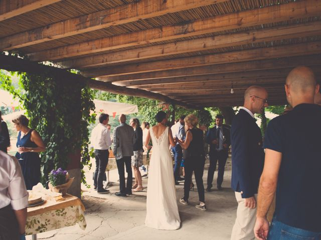 Il matrimonio di Massimo e Marina a Morimondo, Milano 19