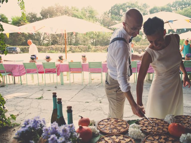 Il matrimonio di Massimo e Marina a Morimondo, Milano 24