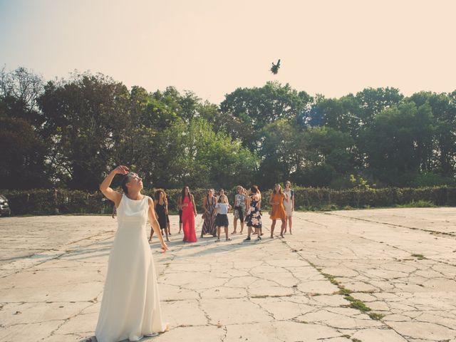 Il matrimonio di Massimo e Marina a Morimondo, Milano 26
