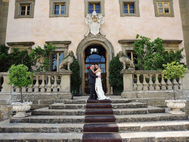Il matrimonio di Matteo e Davis a Massa e Cozzile, Pistoia 1