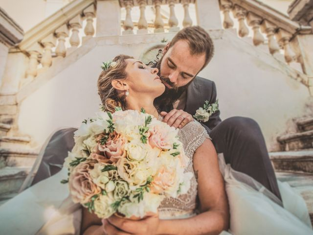 Le nozze di Ambra e Matteo