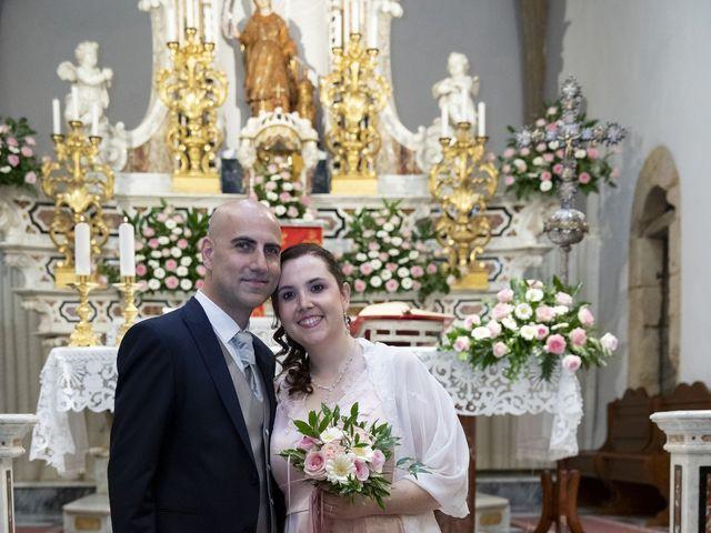Il matrimonio di Mauro e Marina a Furtei, Cagliari 20