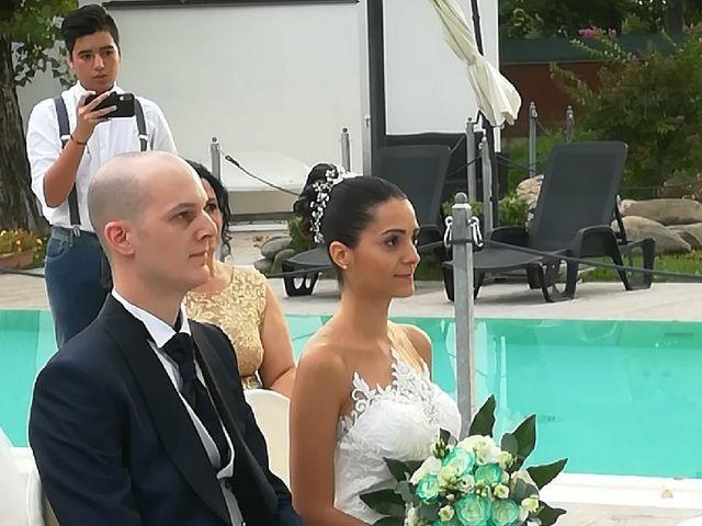 Il matrimonio di Hind Sidki e Massimo Budite a Castelnuovo Rangone, Modena 4