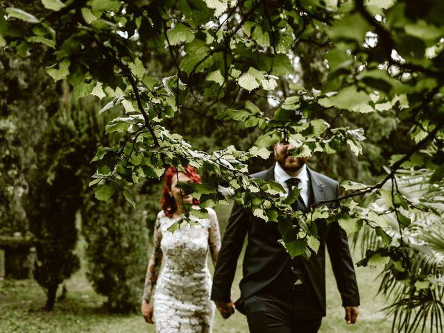 Le nozze di Renzo e Serena