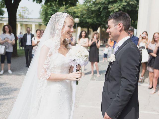 Il matrimonio di Alessio e Valentina a Agnadello, Cremona 16