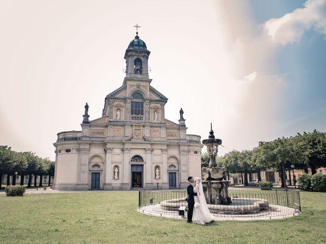Il matrimonio di Alessio e Valentina a Agnadello, Cremona 1