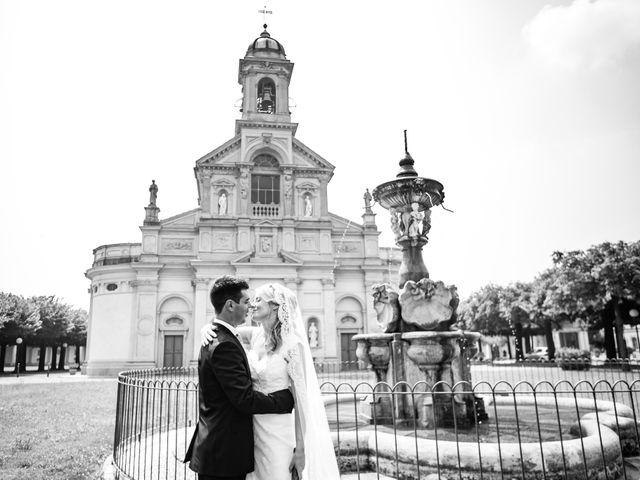 Il matrimonio di Alessio e Valentina a Agnadello, Cremona 20