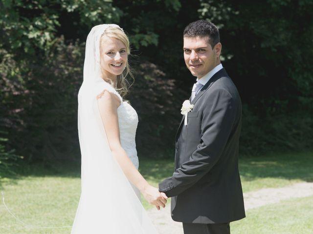 Il matrimonio di Alessio e Valentina a Agnadello, Cremona 21