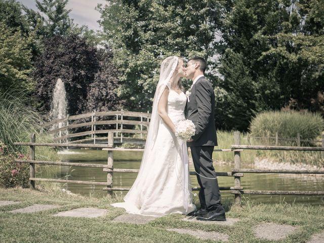 Il matrimonio di Alessio e Valentina a Agnadello, Cremona 24