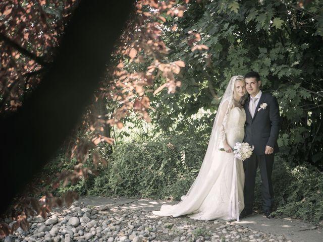 Il matrimonio di Alessio e Valentina a Agnadello, Cremona 30