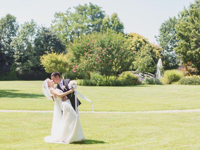 Il matrimonio di Alessio e Valentina a Agnadello, Cremona 32