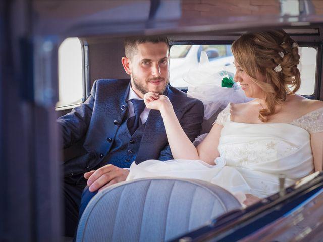 Il matrimonio di Gloria e Vanio a Camposampiero, Padova 6
