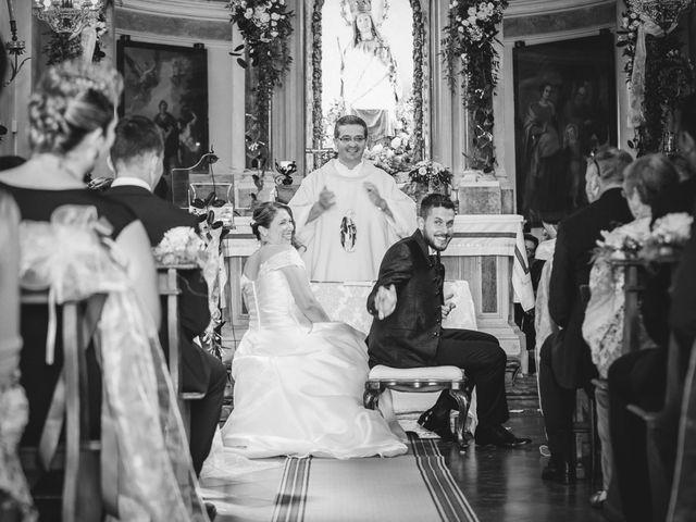 Il matrimonio di Gloria e Vanio a Camposampiero, Padova 7