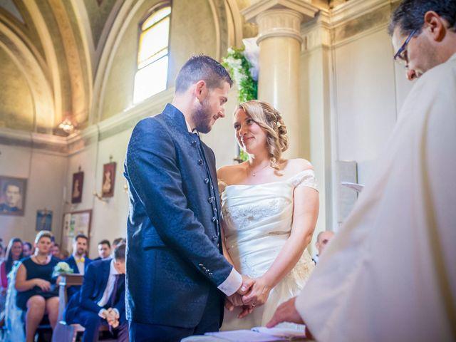 Il matrimonio di Gloria e Vanio a Camposampiero, Padova 8