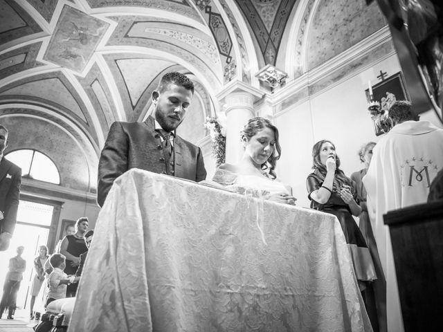 Il matrimonio di Gloria e Vanio a Camposampiero, Padova 10