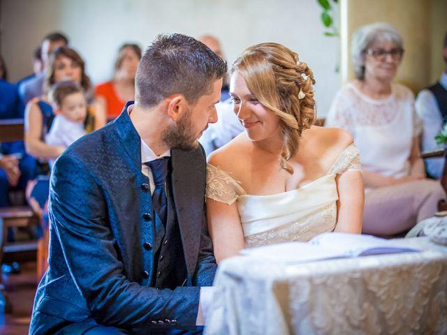 Il matrimonio di Gloria e Vanio a Camposampiero, Padova 11