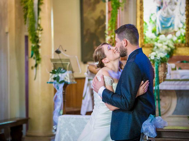Il matrimonio di Gloria e Vanio a Camposampiero, Padova 12