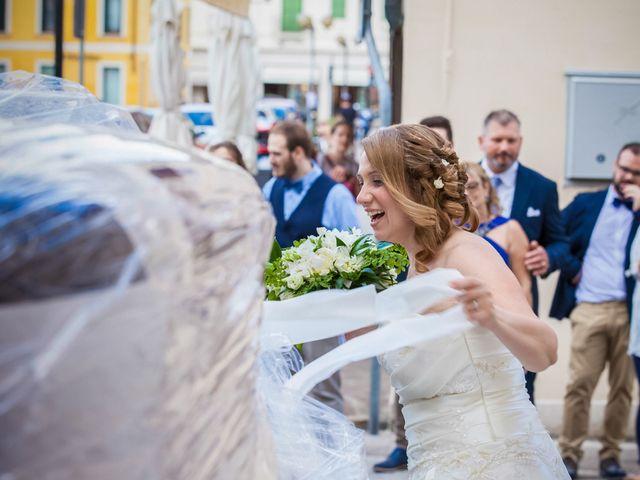 Il matrimonio di Gloria e Vanio a Camposampiero, Padova 13
