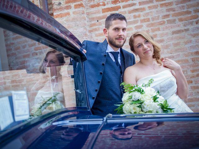 Il matrimonio di Gloria e Vanio a Camposampiero, Padova 15