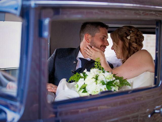 Il matrimonio di Gloria e Vanio a Camposampiero, Padova 16