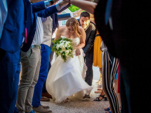 Il matrimonio di Gloria e Vanio a Camposampiero, Padova 19
