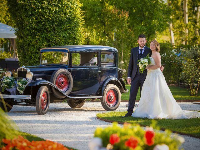 Il matrimonio di Gloria e Vanio a Camposampiero, Padova 20