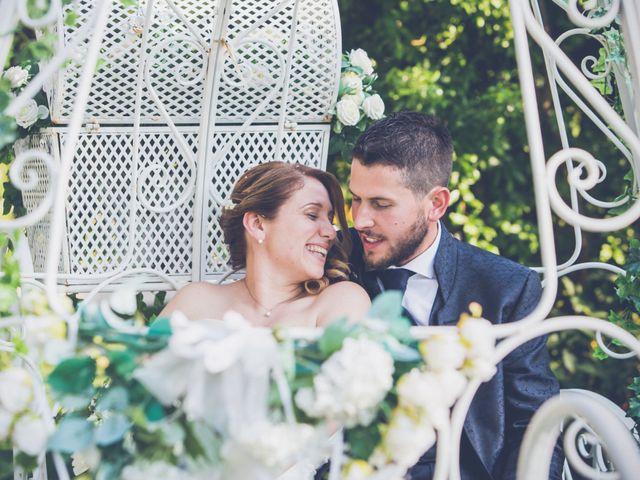 Il matrimonio di Gloria e Vanio a Camposampiero, Padova 2