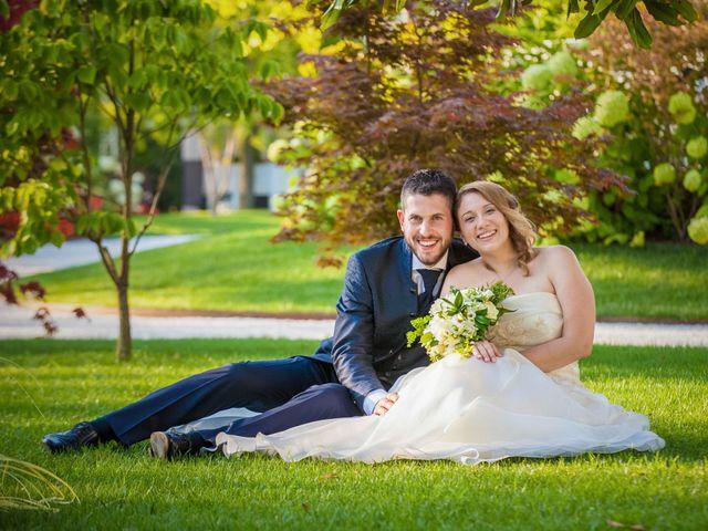 Il matrimonio di Gloria e Vanio a Camposampiero, Padova 26