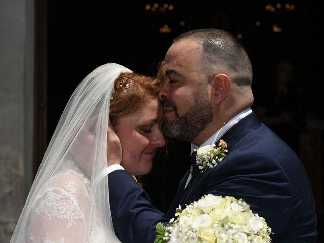 Le nozze di Cesarina e Emanuele