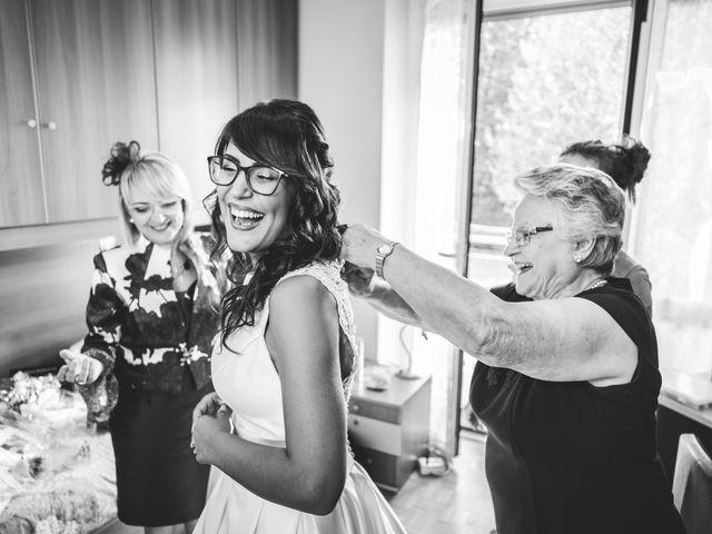 Il matrimonio di Fabio e Debora a Cocconato, Asti 3