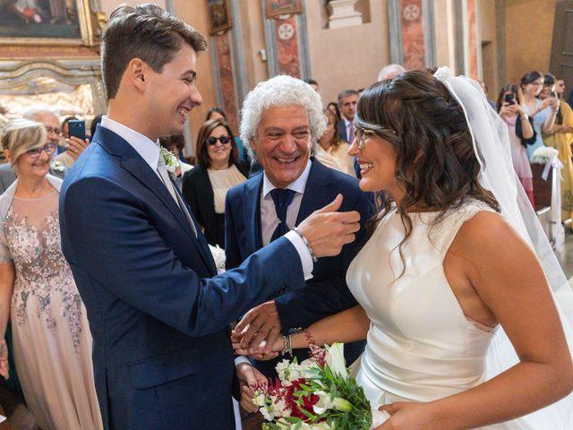 Il matrimonio di Fabio e Debora a Cocconato, Asti 7