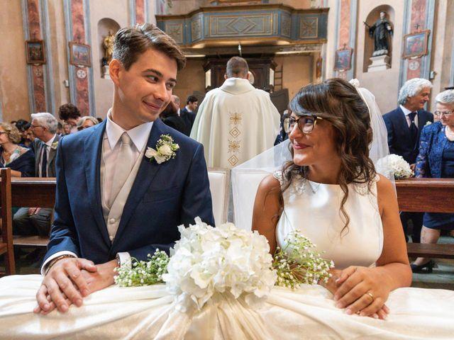 Il matrimonio di Fabio e Debora a Cocconato, Asti 4