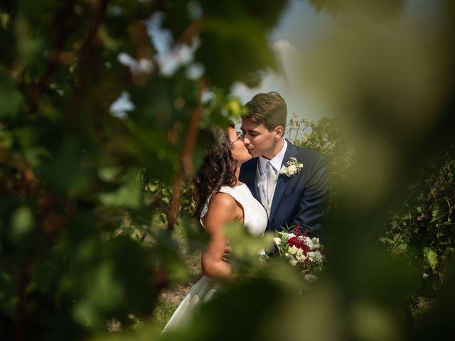 Il matrimonio di Fabio e Debora a Cocconato, Asti 12