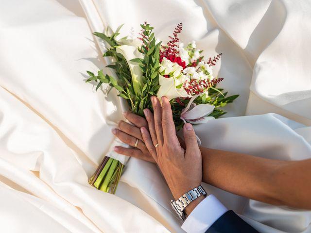 Il matrimonio di Fabio e Debora a Cocconato, Asti 13