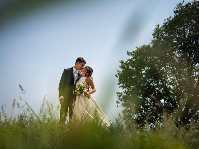 Il matrimonio di Fabio e Debora a Cocconato, Asti 15