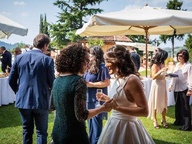 Il matrimonio di Fabio e Debora a Cocconato, Asti 20