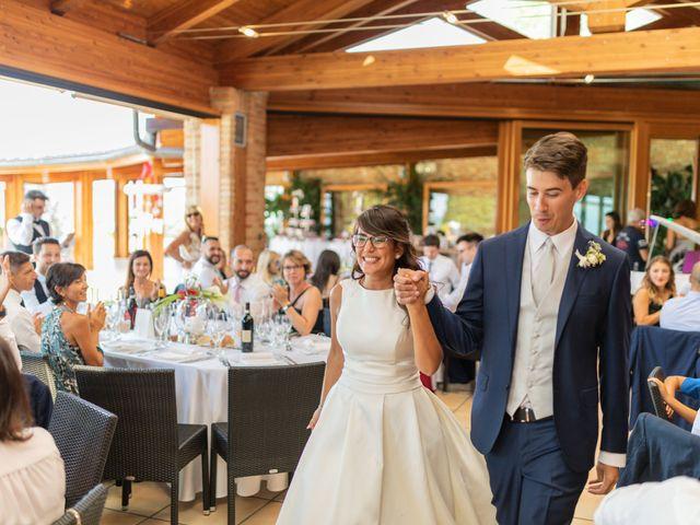 Il matrimonio di Fabio e Debora a Cocconato, Asti 24