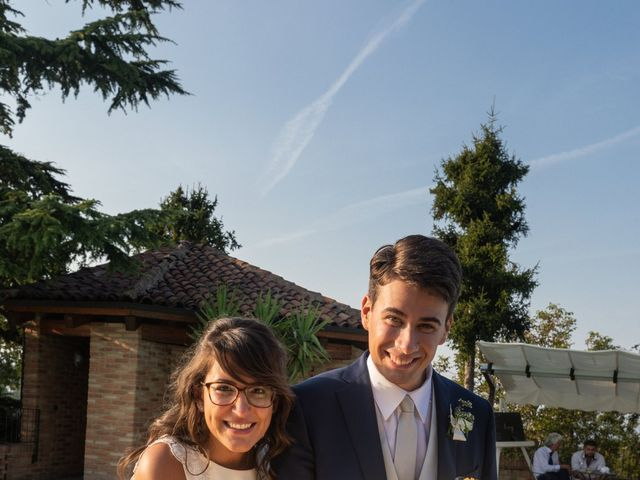 Il matrimonio di Fabio e Debora a Cocconato, Asti 27