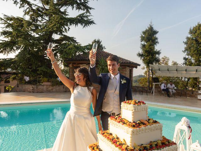 Il matrimonio di Fabio e Debora a Cocconato, Asti 29