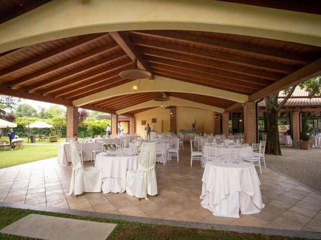 Il matrimonio di Fabio e Giulia a Osio Sotto, Bergamo 17