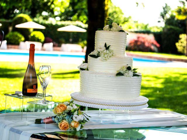 Il matrimonio di Fabio e Giulia a Osio Sotto, Bergamo 20
